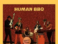 Album review: 'Human BBQ'