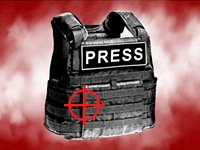 Police and press clashes rise as 'enemy of the people' label seeps in