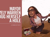 Commentary: Mayor Lovely Warren has dug herself a hole
