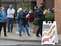 One-quarter of Monroe County voters have already cast ballots