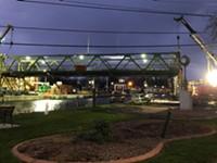 Spencerport lift bridge reopens after major renovations