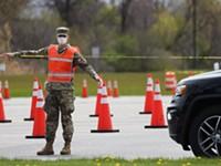 Orange zone communities look to rapid testing to limit shutdowns