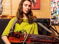 [UPDATED] Alyssa Rodriguez gives traditional folk music the holiday treatment in Sunday livestream
