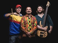 Jazz trio Charlie Lindner and The Pickle Mafia bring holiday spice to virtual concert Friday