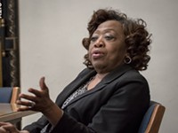 City Council President Loretta Scott: vaccine misinformation dangerous