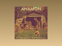 Anamon releases two new rock songs for the brokenhearted