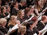 Rochester Oratorio Society presents Live Encore of Brahms' 'Schicksalslied' and 'Nänie'