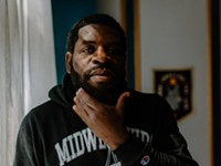 Hanif Abdurraqib, an emerging star, visits Writers & Books