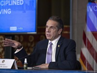 Cuomo, in remarks, redefines sexual harassment