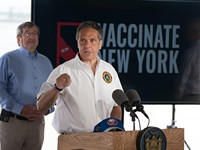 Cuomo says state one step closer to vaccination milestone