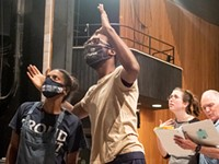 A new production of 'The Tempest' in ASL and English goes beyond translation