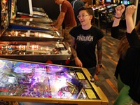 Pinball wizards go for broke in East Rochester