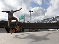 City eyeing second phase of the Roc City Skatepark