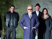 Flogging Molly plays Rochester in first tour since pandemic shutdown