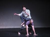 PUSH Physical Theatre extinguishes the 'Generic Male'
