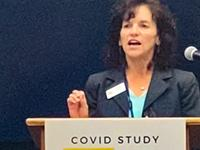 Mary Cariola Center, URMC to study how COVID-19 affects people with disabilities