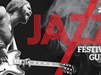 Jazz Festival Guide 2015