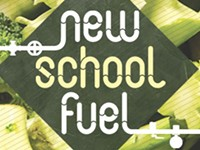 New-school fuel