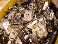 Reining in e-waste