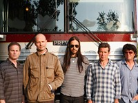 I Scene It: The Tragically Hip at CMAC