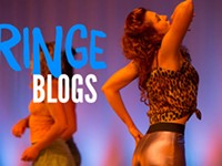 Fringe Festival 2015: City's Daily Fringe Blogs