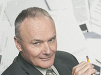Creed Bratton talks about more than 'The Office'