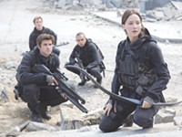 Film review: 'The Hunger Games: Mockingjay - Part 2'