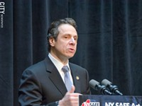 Cuomo calls for significant investment in infrastructure