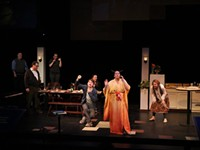 "Theater review: NTID/RIT's ""Tribes"""