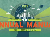Annual Manual 2016: Welcome to the Rochester of Tomorrow