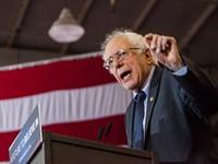 To make a bold stand, vote Bernie