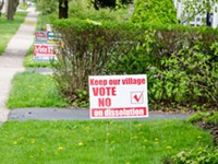 Brockport's fate is in voters' hands