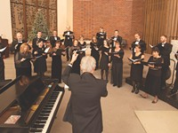 Madrigalia concert focuses on our common things