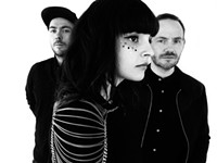 Chvrches keeps the pop magic going