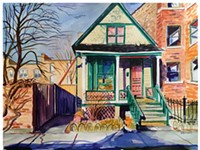 "Five takes on ""House and Home"" at Main Street Arts""House and Home"""