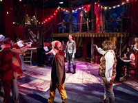 """Theater review: """"Assassins"""" at Blackfriars"""