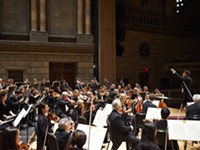 Classical concert review: RPO season opener