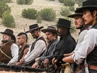 """Film review: """"The Magnificent Seven"""""""