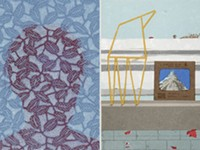 Eight great printmakers at Main Street Arts
