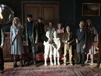 """Film review: """"Miss Peregrine's Home for Peculiar Children"""""""