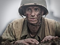 "Film review: ""Hacksaw Ridge"""
