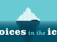Composer Glenn McClure gives a voice to the ice