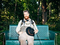 Aaron DeRuyter fishes for country twang