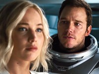 "Film review: ""Passengers"""