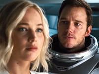"Film review: ""Passengers"""