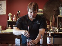 Honeoye Falls Distillery finds art in its spirits