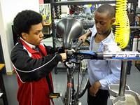 Bike shop peddles opportunity