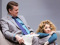 "Theater review: ""Sylvia"" onstage at Geva"