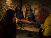 "Film review: ""Split"""