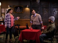 "Theater review: ""The Lake Effect"" at Geva"